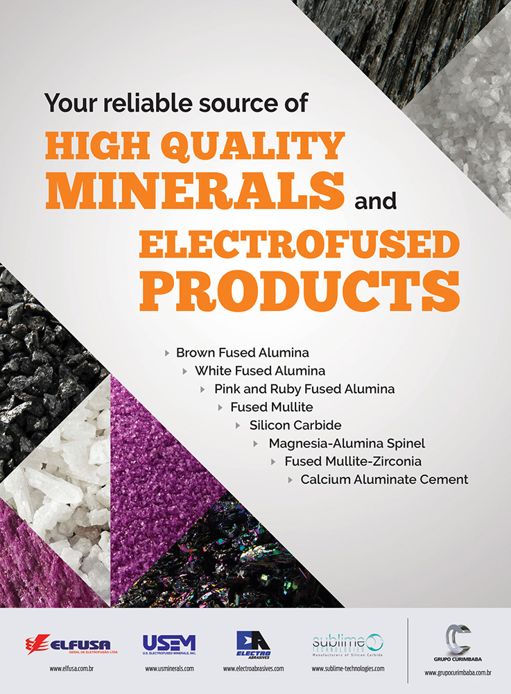 Industrial Minerals Magazine - April Edition